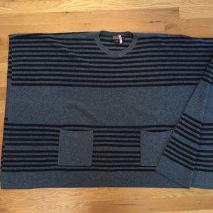 Pendleton 50% Cashmere/50% Wool Poncho